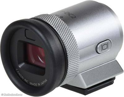 Canon EVF-DC2 Electronic Viewfinder for M Series - Silver - Brand New