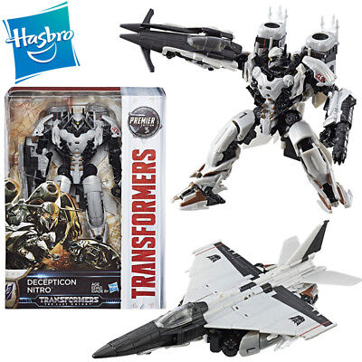 Transformers 5 The Last Knight Decepticon Nitro Figures Premier Edition Toy Gift