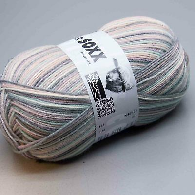 Lang Yarns Super Soxx Color 4Ply 134