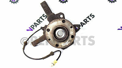 Renault Clio II PH2 03-06 OSF Driver's Side Front Hub Carrier Bearing Later ABS