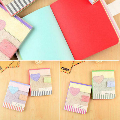 Cute Colorful Cartoon Notepad Notebook Writing Paper Diary Journal Memo Gifts