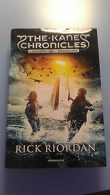 Vendo Libro Di Rick Riordan: Kane Of Chronicles -L'ombra Del Serpente