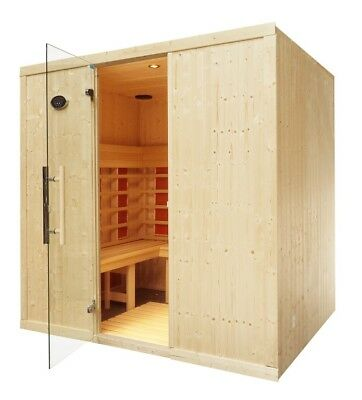 Oceanic Infrared Sauna IR2530 L Bench