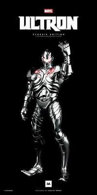 ThreeA 1/6 Ultron Bambaland Exclusive Figure with Red LEDs