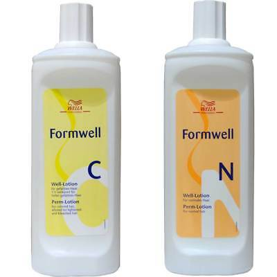 Wella Formwell N, C Well Lotion - 1000ml