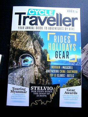 Cycle Traveller Magazine  2017 Annual (new)