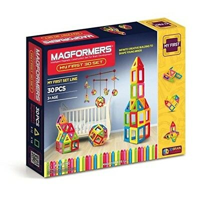 Magformers My First Set (30 Piece) Brand New
