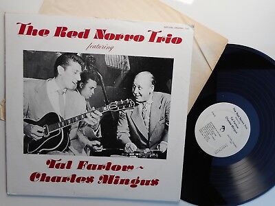 the Red Norvo Trio  featuring Tal Farlow, Charles Mingus