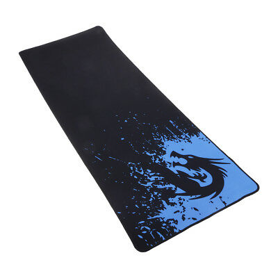 Large Thick Rubber Gaming Mouse Pad Mat For PC Laptop Computer Multi size