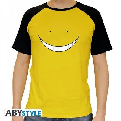 "Assassination Classroom T-Shirt ""Koro smile"""