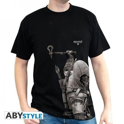 "Assassin`s Creed T-Shirt ""ASC III Connor"""