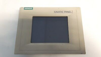 Siemens Simatic S7 6AV6545-0BC15-2AX0 Touch Panel TP 170B Color