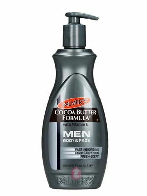 Palmers Cocoa Butter Formula Men Body and Face Lotion 400 ml