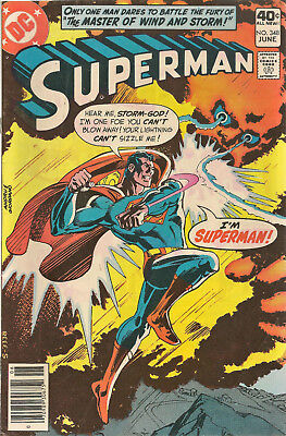 Superman #348 and #349 (1980, DC)
