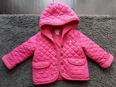 Ralph lauren baby girl coat 18 months