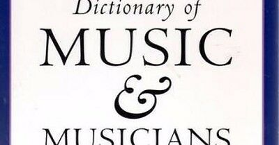 The Grove Dictionary of Music and Musicians kompl. 20 Bände TOP