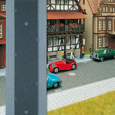 OO/HO STREET Chaussée marquages – Busch 6038 –