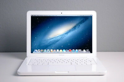 Apple MacBook (13-inch, Mid 2010) A1342 Core 2 Duo 2.4GHZ 2GB DDR3 250GB HDD