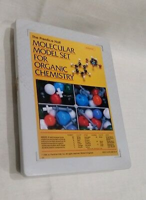 Prentice Hall Molecular Model Set For Organic Chemistry 100% Complete Plus more