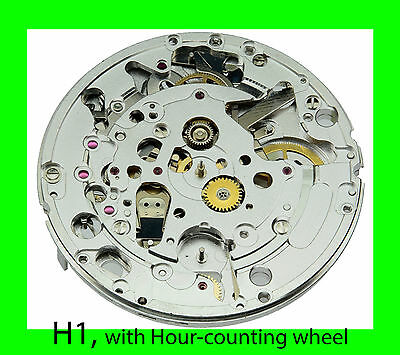 ETA 2894-2 * Modul * movement part * H1 * With Hour-Counting wheel * TOP