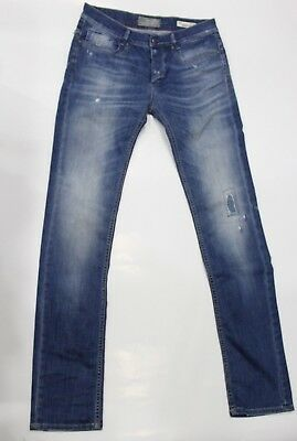 FIFTY FOUR JEANS Pantalone Uomo Mod Asian Skinny Fit