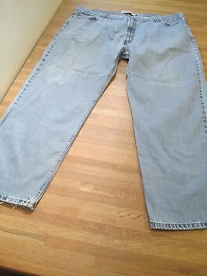 Levis Relaxed Fit Jeans Tagged 48 X 32 Actual 44x30 Distressed