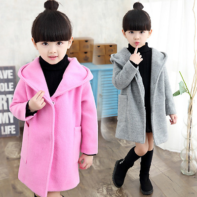 Girls clothes Trench Coats Jackets For Clothing Tops Kids children's Windbreaker
