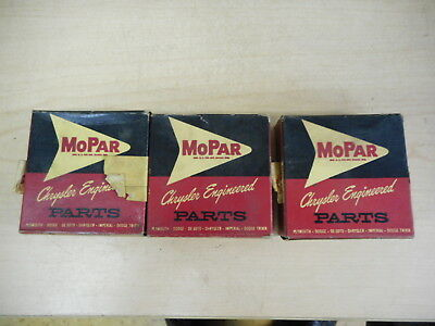 NOS Genuine MoPar Bearings (3) - 1950's? - P/N 1843273