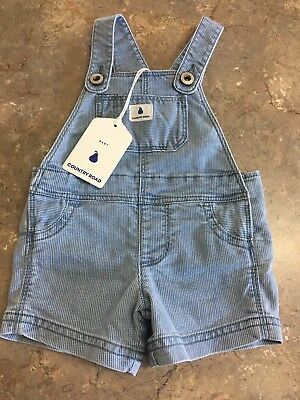 Country Road Baby Overalls 3-6 00