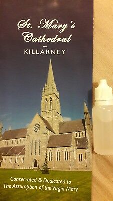 Holy water ..St.Marys Cathedral Killarney Co Kerry