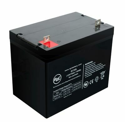 Best Power Ferrups ME1.4KVA ME 1.4KVA 12V 75Ah UPS AJC® Replacement Battery