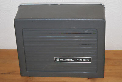 Bell and Howell TQI TQ1 Filmosound 655 cover only