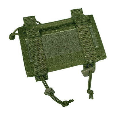 Flyye Brazo Militar Táctico Banda Ver Fe Id Combate Titular Airsoft Oliva Od