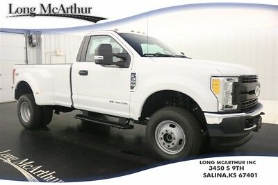 2017 Ford F-350 XL 4X4 6 SPEED AUTOMATIC DRW REGULAR CAB PICKUP MS XL VALUE AND DECOR GROUP POWER EQUIPMENT GROUP REMOTE POWERED WINDOWS AND LOCKS