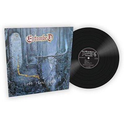 "Entombed ""Left Hand Path"" Black FDR Vinyl - NEW Full Dynamic Range"