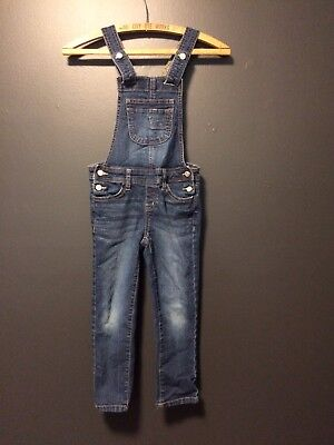 Lei Blue Jeans  Overalls Pant Youth Girl Size Small