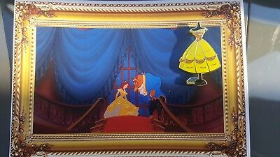 Pins Disney Fantasy Belle Dress (Beauty And The Beast)/ Robe De Belle
