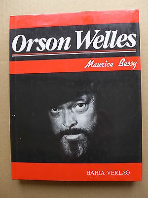 Maurice Bessy - Orson Welles  /  1983