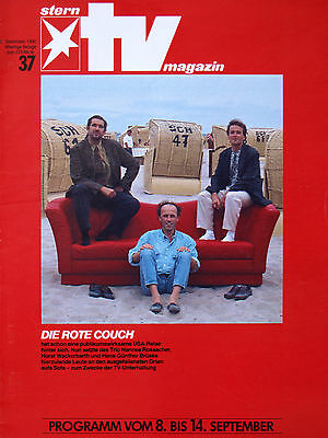 tv stern nr 37 von 1987 tv zeitschrift illustrierte peter maffay udo j rgens eur 1 00. Black Bedroom Furniture Sets. Home Design Ideas