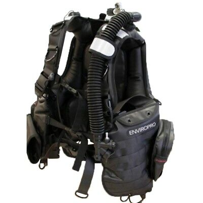 Hollis Enviro-Pro BC for Scuba Diving