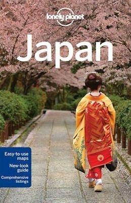 Lonely Planet Japan by Wendy Yanagihara, Rebecca Milner, Ray Bartlett, Laura...