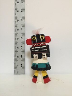 1960's - 1970's Route 66 Kachina doll