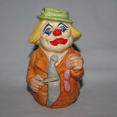 Royal Doulton Doultonville toby CHARLIE CHEER the CLOWN D6768