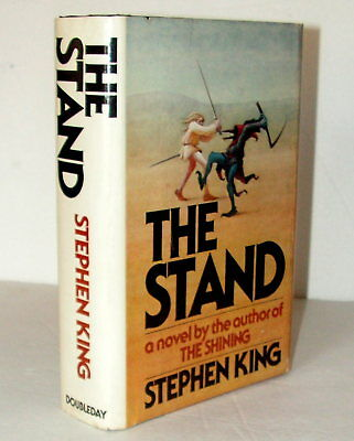 The Stand by Stephen King (1978, Hardcover) Book Club Edition  SEE PICTURES