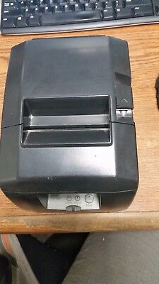Star TSP650 TSP654C Thermal POS Receipt Printer SERIAL AutoCutter W/PS + Cable