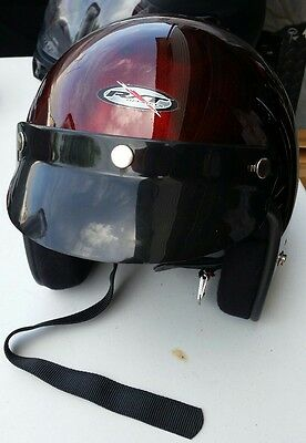 RXT Motorcycle helmet - Open face