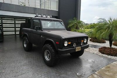 1968 Ford Bronco PICK UP EARLY BRONCO 68  NO RESERVE!!!!