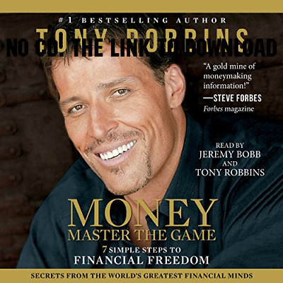 MONEY Master the Game: 7 Simple Steps to Financial Freedom - Tony Ro {AUDIOBOOK}