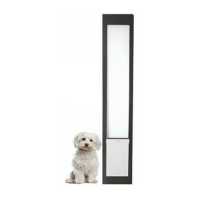 Patiolink Sliding Door Pet Door Panel Insert for Sliding Doors. Rental Approved!