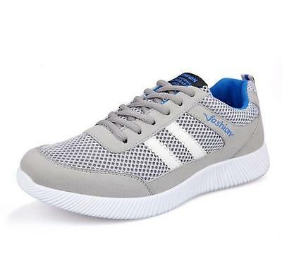 2017 Fashion Men Running Shoes Outdoor Casual Breathable Sport Trainers Sneakers